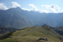 Gruzínsko - Arménsko 2015
