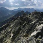 Spomienky na júlové Tatry